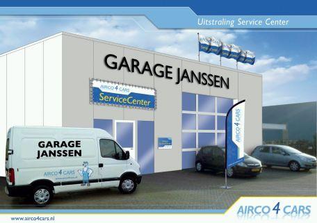 Garage Geraats Leveroy : Service centers